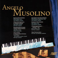 Angelo Musolino - Orchestral Works — сборник