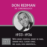 Complete Jazz Series 1933 - 1936 — Don Redman
