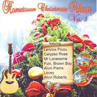 HomeTown Christmas Album Vol. 3 — Instrumental, сборник
