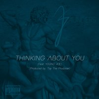Thinking About You - Single — 2 Pistols, J.Saunders