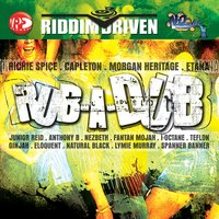 Riddim Driven: Rub-A-Dub — Various Artists - Riddim Driven: Rub-A-Dub