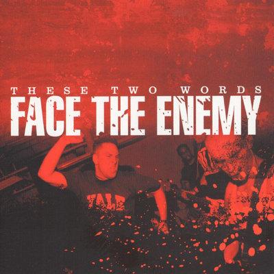faces enemy