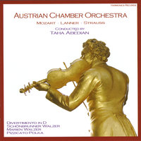 Viennese Music — Austrian Chamber Orchestra & Taha Abedian