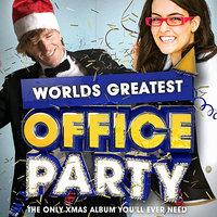 Worlds Greatest Xmas Office Party 2012 - The only Christmas Office Party album you'll ever need — Party DJ Rockerz