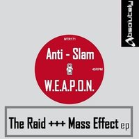 Mass Effect — Anti-Slam, W.E.A.P.O.N.
