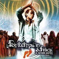 Footsteps in Africa - The Soundtrack — сборник