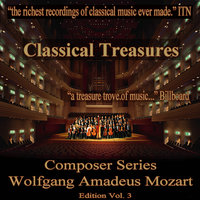 Classical Treasures Composer Series: Wolfgang Amadeus Mozart, Vol. 3 — сборник