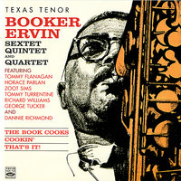 The Book Cooks / Cookin' / That's It — Booker Ervin
