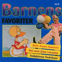 Barnens favoriter 8 — Mariann Grammofon Various