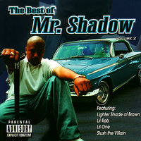 The Best of Mr. Shadow Volume 2 — Mr. Shadow