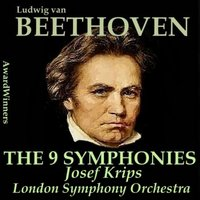 Beethoven, Vol. 2: The 9 Symphonies — London Symphony Orchestra (LSO), Josef Krips, Людвиг ван Бетховен