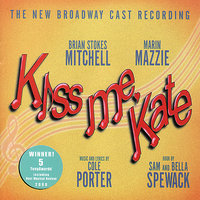Kiss Me Kate (Broadway Cast Recording) — Cast Soundtrack