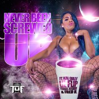 Never Been Screwed up — Lil Flip, Yung Feddi, KAL GULLY, Fred B