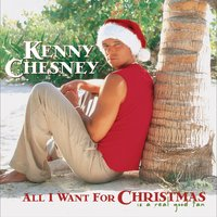 All I Want For Christmas Is A Real Good Tan — Kenny Chesney, Франц Грубер