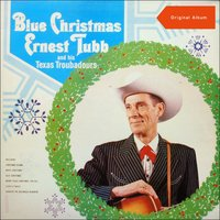 Blue Christmas — Ernest Tubb & His Texas Troubadours, Ирвинг Берлин