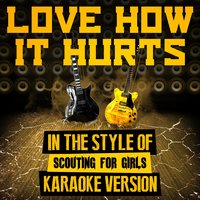 Love How It Hurts (In the Style of Scouting for Girls) - Single — Ameritz Audio Karaoke