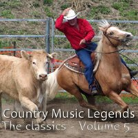 Country Music Legends: The Classics, Vol. 5 — сборник