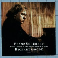 Schubert: Sonata In A Minor Op. 42, D.845 / Sonata In D Major, Op. 53, D. 850 — Richard Goode