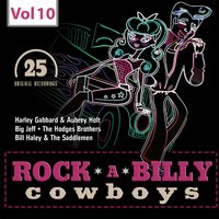 Rockabilly Cowboys, Vol. 10 — сборник