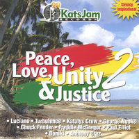 Peace Love Unity & Justice Vol 2 — Various Reggae Artistes