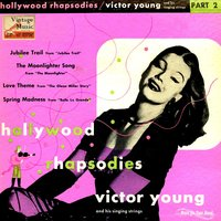 Vintage Jazz No. 120 - EP: Hollywood Rhapsodies — Victor Young