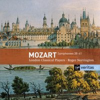 Mozart - Symphonies Nos. 38-41 — London Classical Players/Roger Norrington, Вольфганг Амадей Моцарт