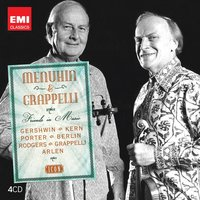 Icon: Menuhin and Grappelli — Джордж Гершвин, Ирвинг Берлин, Yehudi Menuhin
