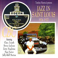 Jazz In Saint Louis 1924-1927 — сборник