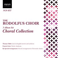Choral Collection: The Rodolfus Choir — Rodolfus Choir & Ralph Allwood