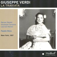 Giuseppe Verdi : La Traviata — Джузеппе Верди, Orchestra and Chorus of the Metropolitan Opera House, Fausto Cleva