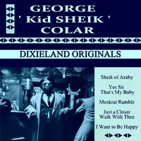 Kid Sheik Dixieland Originals — Kid Sheik's Swingsters, George 'Kid Sheik' Colar