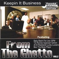From the Ghetto, Vol. 2: Keepin It Business — сборник