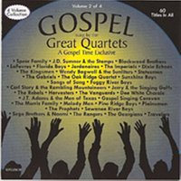 Gospel Sung by the Great Quartets - Vol 2 — сборник