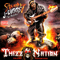 Thizz Nation Vol. 17 Starring J-Diggs — сборник