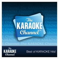 The Karaoke Channel - More Karaoke In The Style Of Your TV Idols — Karaoke