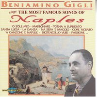 The Most Famous Songs of Naples — Beniamino Gigli
