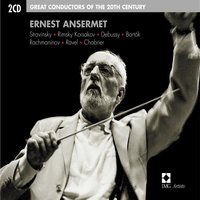 Ernest Ansermet : Great Conductors of the 20th Century — Ernest Ansermet