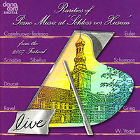 Rarities of Piano Music 2007 - Live Recordings from the Husum Festival — сборник