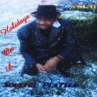 Holidays On a Soulful Platter Vol II — Rudy Jovan