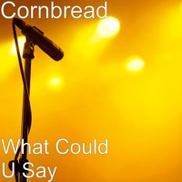 What Could U Say — Cornbread
