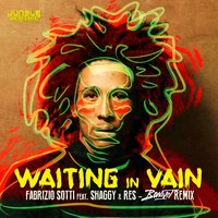 Waiting in Vain — Shaggy, Bonnot, Fabrizio Sotti, Res