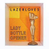 Lady Bottle Opener — Lazerlove5