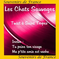 Twist A Saint Tropez — Dick Rivers, Les Chats Sauvages
