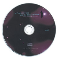 Jam Disc 3 - Cosmic Interference — A Crack in Time and the Break of Dawn