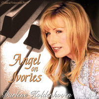 Angel on Ivories — Darlene Koldenhoven