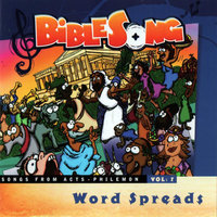 Bible Song: Word Spreads (Songs from Acts - Philemon, Vol. 7) — сборник