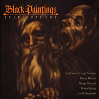 Jeff Guthery: Black Paintings — сборник