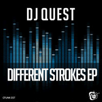 Different Strokes - EP — DJ Quest