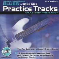 Blues for Bass Players Vol. 1 — Practice-Tracks
