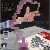 1 Blunt 1 Drank (feat. Rod.D & Dogeivom) — Snook B, Dogeivom, Rod.D